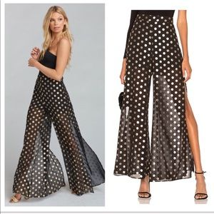 Show Me Your Mumu Campbell Slit Pants